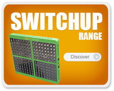 SWITCHUP LED Grow Light Range