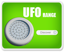 UFO Led Grow Light Range