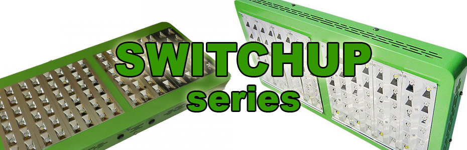Switchup LED Grow Light Series