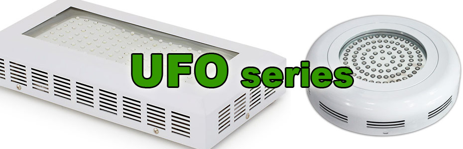 UFO LED Grow Light Series