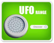 UFO Led Grow Light Range